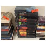 LOT OF LEFT BEHIND BOOKS