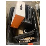 LARGE LOT OF ELECTRONICS / PRINTERS