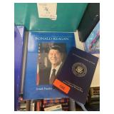 LOT OF PRESIDENTIAL BOOKS