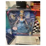 DISNEY BARBIE CINDERELLA