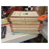 LOT OF CLASSIC BOOKS