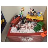 LOT OF DISNEY HAYRIDES FIGURINES