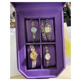 WATCH BOX W WATCHES