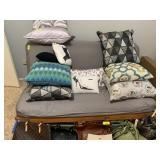 FUTON BED / SOFA W MATTRESS