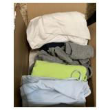 BOX OF SPAGHETTI STRAP TANK TOPS
