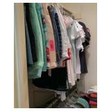 LARGE LOT OF CLOTHES SZ XS-S