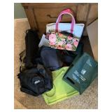 LARGE LOT OF BAGS