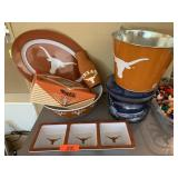 LARGE LOT OF UT DECOR