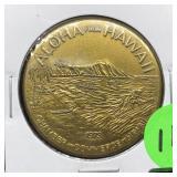 1973 HAWAII CHAMBER OF COMMERCE DOLLAR