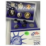2005 US MINT PROOF COIN SET