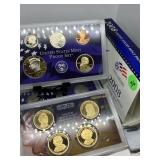 2008 US MINT PROOF COIN SET