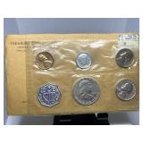 1962 PROOF COIN SET