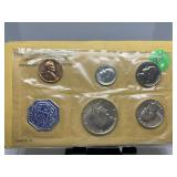 1964 PROOF SILVER COIN SET