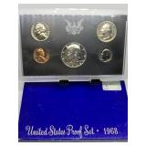 1968 PROOF COIN SET