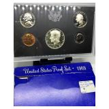 1969 PROOF COIN SET