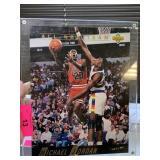 MICHAEL JORDAN UPPER DECK ALL NBA TEAM