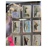 1952 TOBACCO CARDS FAMOUS BRITISH SHIPS