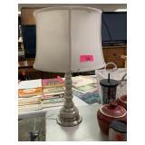 LARGE PRETTY DECORATIVE LAMP