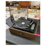 STERLING MIRACORD ELAC TURNTABLE RECORD PLAYER