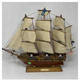 USS CONSTITUTION MODEL SHIP DECOR