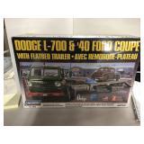 Lindberg Dodge L-700 &