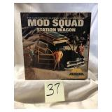 Aurora 1969 Mod Squad Station Wagon