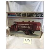 1974 Monogram 1926 Mack Bulldog Tank Truck