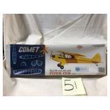 Comet PiperCub #3406 Balsa kit