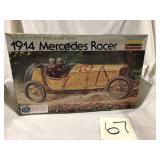 Lindberg 1914 Mercedes Racer  1:16 (1977)