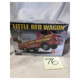 Lindberg Little Red Wagon (2009) #72158