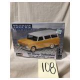 Revell 66 Chevy Suburdan 85-4409