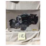 Bentley 4.5L Blower 1:24 heller USA