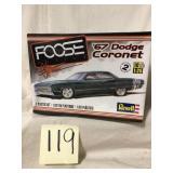 Revell 67 Foose Dodge Coronet