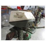 Johnson Outboard Motor 5 hp