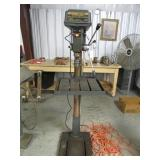 """Sears Craftsman 2"""" Industrial Drill Press"""