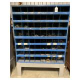 Commercial Screw Bins with stand (2 tms money)