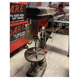 Chicago Tool 16 spd Bench Drill Press w/ light
