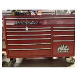 Mac macsimizer Two drawer tool chest