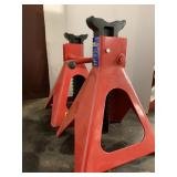 Pair of  12 ton Pro Jack Stands