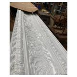 4 Boxes Wide Crown Molding