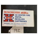 Winchester Western 45 grain