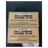 Ball Caliber .30mi