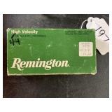 Remington 38 sholrt Colt 125 gr lead
