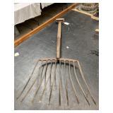 Old Hay fork