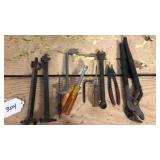 9 pcs misc tools