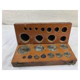 Antique Apothecary Weights