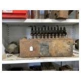 Torrington Eleven Line Feed Mechanical Lubricator