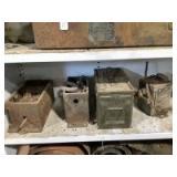Various Oiler Parts