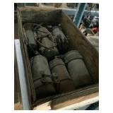 Holt/Cat Vacuum tanks