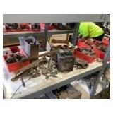 Grease Cups, Mechanical Lubricators, PTO, and Air Pump